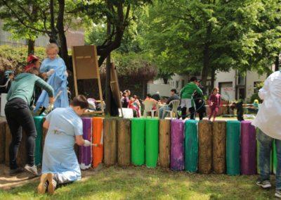 Urbanisten-Spielplatz